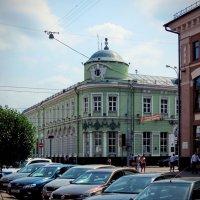 Городской пейзаж :: Liliya Kharlamova