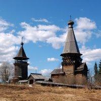 Гимрека. Рождественская церковь :: Сергей Никитин