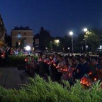 Митинг памяти и скорби в Орле.22.06.18. :: Людмила