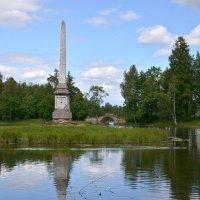 Чесменский обелиск :: Леонид Иванчук