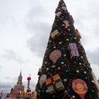 Кремль под Новый год.2017. :: Sall Славик/оf