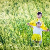 Дети Солнца :: Tatsiana Latushko