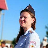 Моя полиция меня бережёт..:) :: Андрей Заломленков