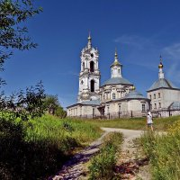 Дороги к храму.. :: АЛЕКСАНДР СУВОРОВ