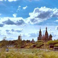 Московские просторы :: Татьяна Туманова