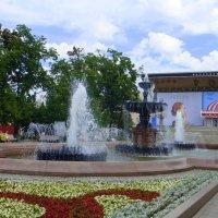 Пушкинская площадь :: Татьяна Лобанова