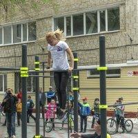 спортсмены из Владивостока в Лучегорске :: Виктор Кислов