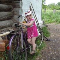 Быстрее бы вырасти... :: Светлана Рябова-Шатунова
