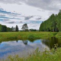 У Новошалейных прудов... :: Sergey Gordoff