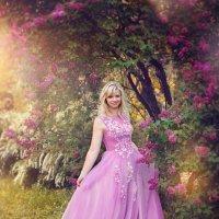 Сиреневый сад :: Фотохудожник Наталья Смирнова