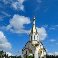 Православные соборы Смоленщины :: Милешкин Владимир Алексеевич