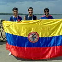 Колумбийцы на Волге. Самара :: MILAV V