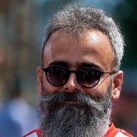 В бороде :: Alexsei Melnikov