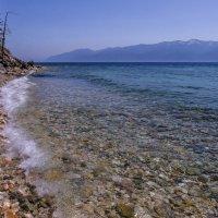 прозрачность байкальских вод :: Георгий