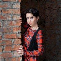 Сильный взгляд :: Katerina Sheglova