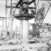 USS Florida (BB -30).американский дредноут, установка крана.. :: Александр