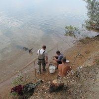 Рыбалка на Можайском водохранилище :: ИРЭН@ .