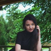 Красавица  и природа :: Den41k