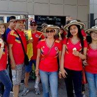 Колумбийцы оценили вкусное мороженое в Самаре :: MILAV V