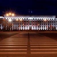 ночной Иркутск :: Димончик