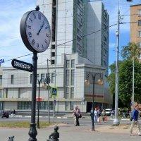 Часы идут... :: Михаил Столяров