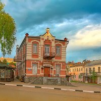 Сохраняя старину :: Виктор Заморков