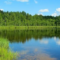 Озеро Святое :: Виталий Андрейчук
