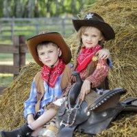 Приключения на ранчо :: Ольга Юртаева