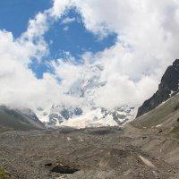 Ледник Кундюм-Мижирги :: Светлана Попова