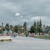 Сквер :: Александр Иващин