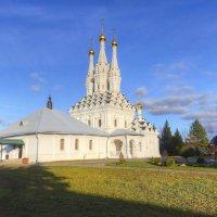 Церковь Иконы Божией Матери Одигитрия в Предтеченском Вяземском монастыре :: Константин