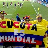 А мы из Кукуты - районный центр Колумбии с населением 700 тыс. человек :: MILAV V