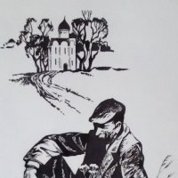 путь к храму :: Вячеслав