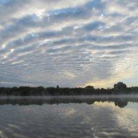 Рассвет над озером :: Mariya laimite