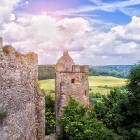 Крепость Рудельсбург. :: Надежда
