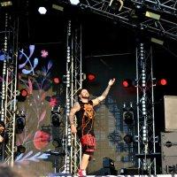 Концерт группы KOZAK SYSTEM :: Валентина Данилова