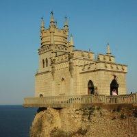 Замок над морем. :: sav-al-v Савченко