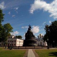 Новгородский кремль :: Евгения Куприянова