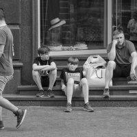 После шопинга :: Александр Степовой