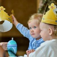 из жизни маленьких принцес :: Евгений Фролов