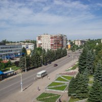город Антрацит (Донбасс) :: Дина Горбачева