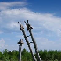 "Объект ""У границы Империи II"". :: san05 -  Александр Савицкий"