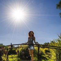 Девушка на природе :: Sergio Bahus