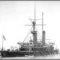 "HMS ""Nile"" 1896.английский броненосец. :: Александр"