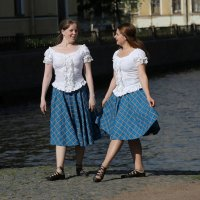 Как сестрички! :: ZNatasha -