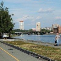 Городской пруд. :: sav-al-v Савченко