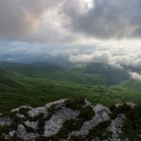 Путешествие за облака (плато Канжол) :: Сергей