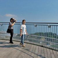 Смотровая площадка маяка острова Enoshima Япония :: Swetlana V