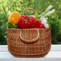 Овощи :: Надежд@ Шавенкова