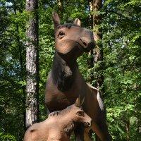 Скульптура... :: Дмитрий Петренко